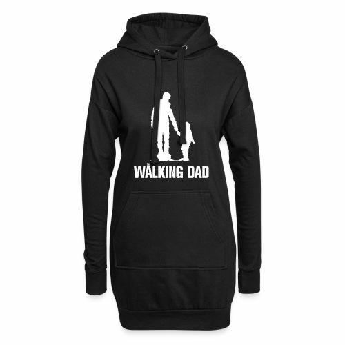 Walking Dad, Rahmen - Hoodie-Kleid