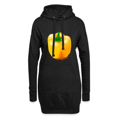 paprika 158476 1280 - Hoodie-Kleid
