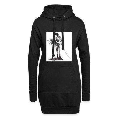 EdwardScissorhands.jpg - Hoodie Dress