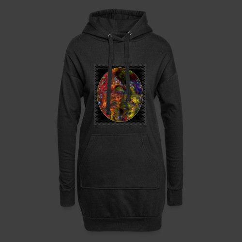 Who will arrive first - Hoodie Dress