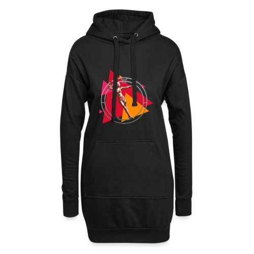 What comes around - Hoodie Dress