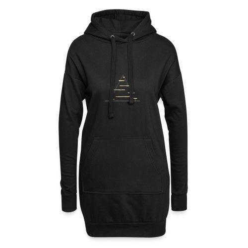 KEGEL & CO Hauptlogo Grund Minimal - Hoodie-Kleid