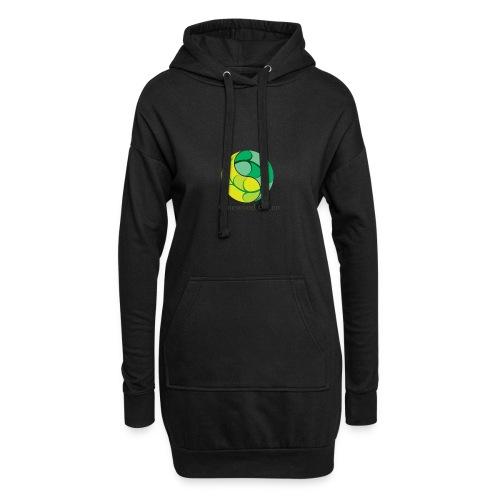 Cinewood Green - Hoodie Dress