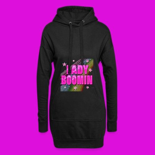 LadyBoomin - Hoodie Dress