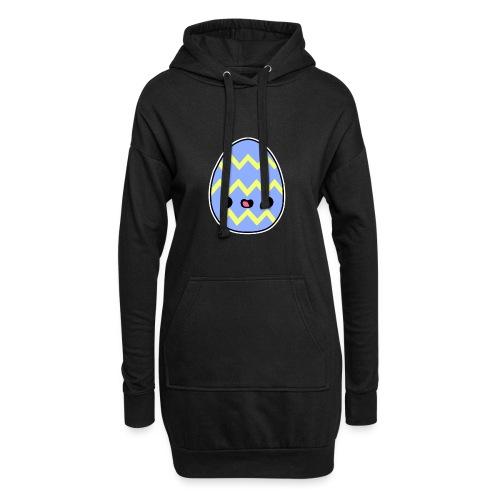 Glückliches Osterei - Hoodie-Kleid