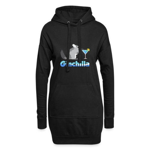 Gin chilla - Funny gift idea - Hoodie Dress