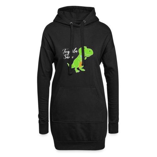 Tequila sour - dinosaur - Hoodie Dress