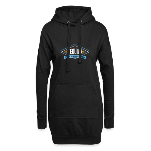 Tequila - Forever Young Forever Drunk - Hoodie Dress