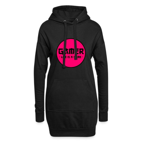 Gamer Life is a Game - Hoodie-Kleid