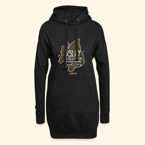 Tasting Notes Islay Whisky T Shirt Design - Hoodie-Kleid