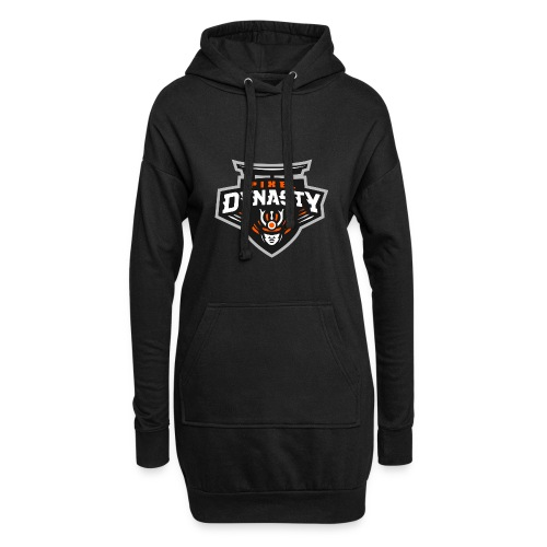logo transparent - Hoodie Dress
