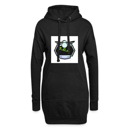 Cool gamer logo - Hoodie Dress
