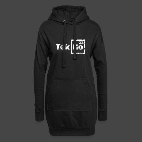 Tekno 23 - Sweat-shirt à capuche long Femme