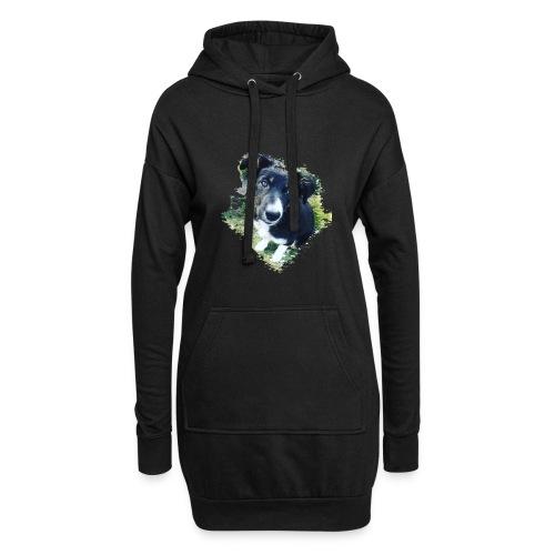 colliegermanshepherdpup - Hoodie Dress