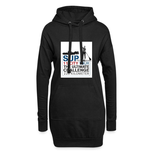 SUP11 City Tour Logo Shirt - Hoodie Dress