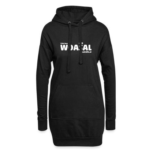 supatrüfö WOASAL - Hoodie-Kleid
