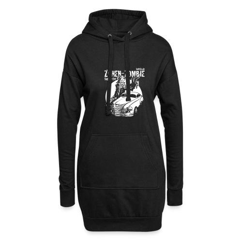 Zonen Zombie Supporter Shirt - Hoodie-Kleid