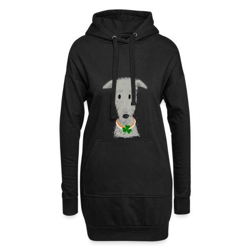 Irish Wolfhound - Hoodie-Kleid