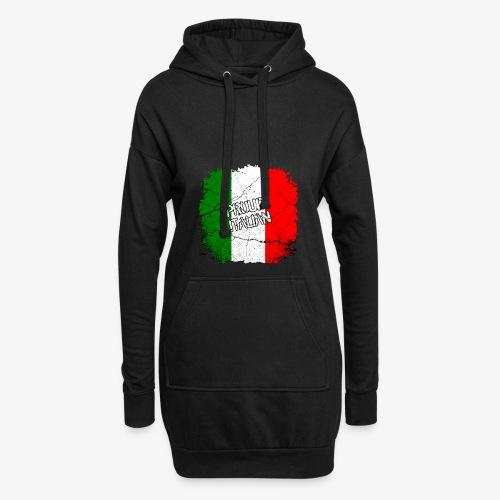 Proud Italian Stolzer Italiener Italienerin - Hoodie-Kleid