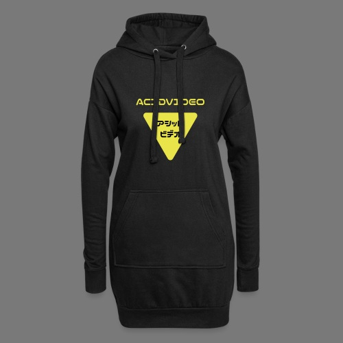 Acidvideo logo - Hoodie Dress