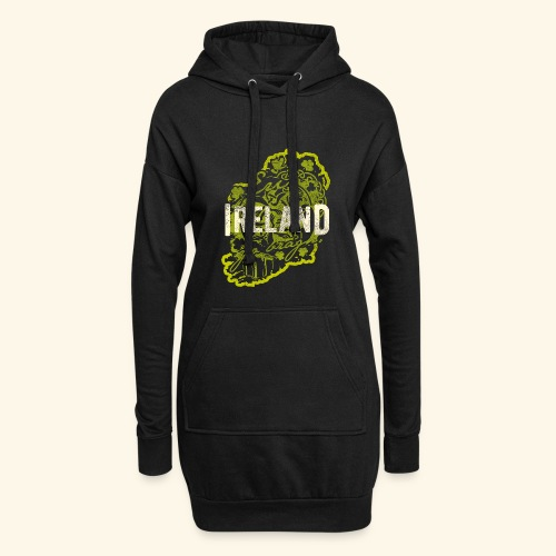 Ireland T Shirt Design - Hoodie-Kleid