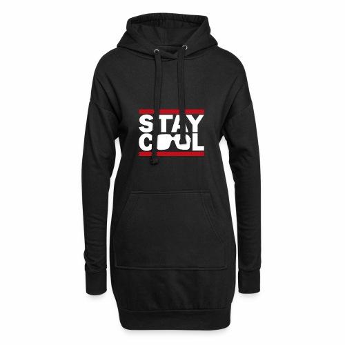 Stay Cool ver02 - Hoodie-kjole