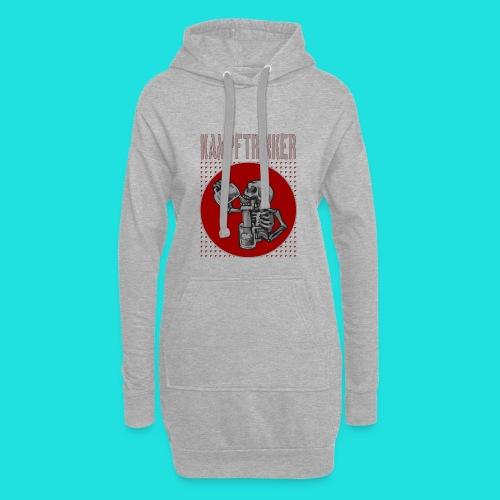 Kampftrinker - Hoodie-Kleid