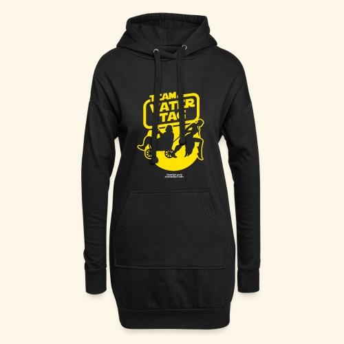 Vatertags T Shirt Team Vatertag - Hoodie-Kleid
