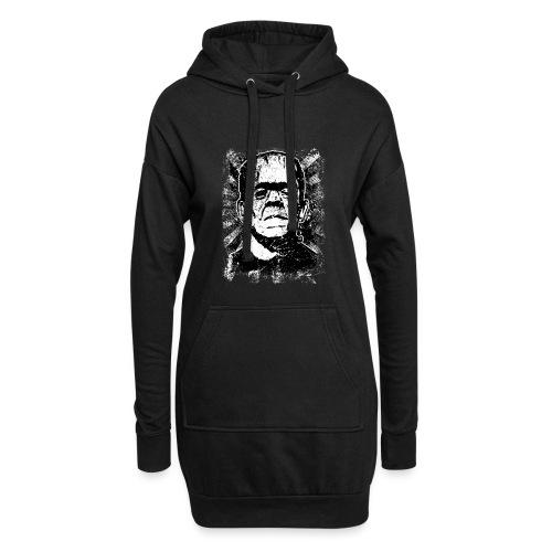 Boris Karloff/Frankenstein vintage sw - Hoodie-Kleid