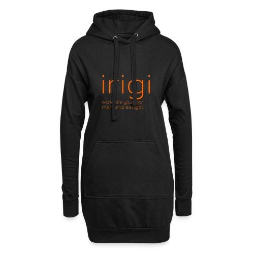 irigi-logo-007 - Hoodie Dress
