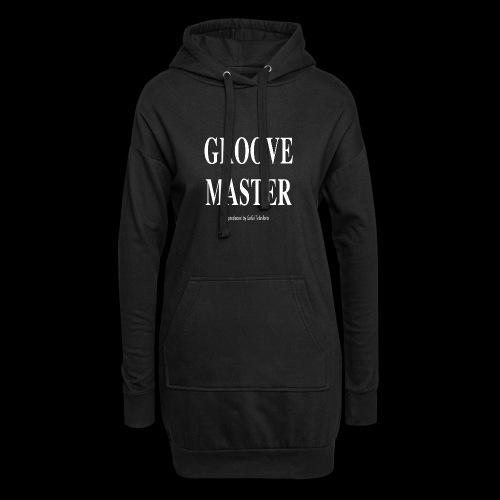 Groove Master bianco - Vestitino con cappuccio