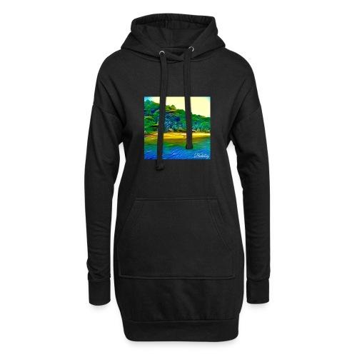 Tropical beach - Vestitino con cappuccio