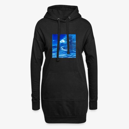 Magia dei Monti della Luna - Vestitino con cappuccio