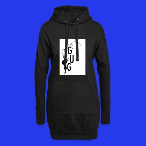 GUG logo - Hoodie-Kleid