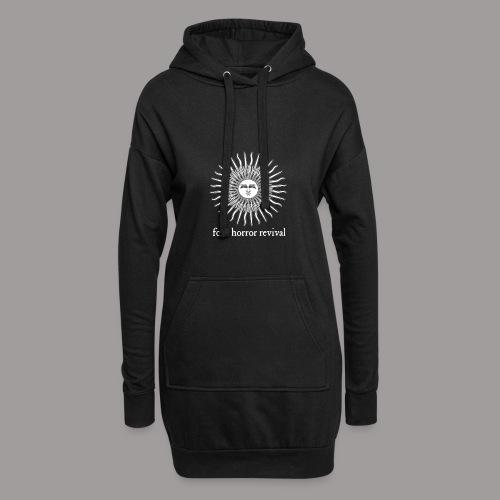 fhrlogowhite - Hoodie Dress