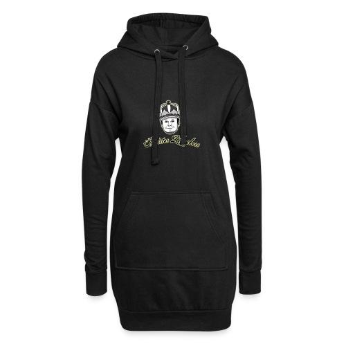 Meisterlehnsherr-black - Hoodie Dress