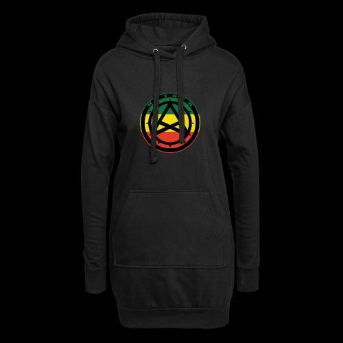 Nether Crew Black\Green\Yellow\Red Hoodie - Vestitino con cappuccio