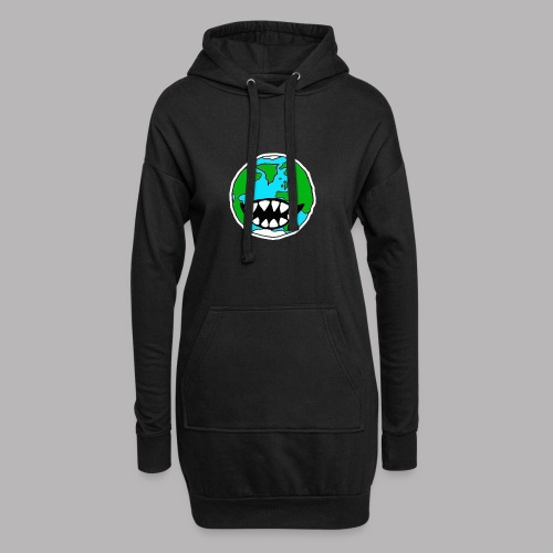 Hungry Planet - Hoodie Dress