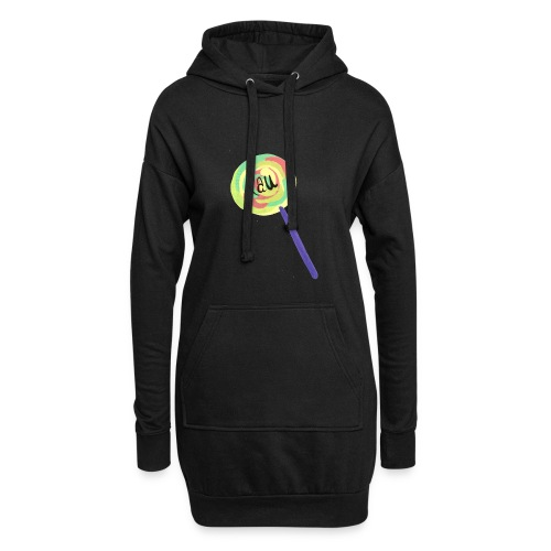 Lauuu Lollipop - Hoodie Dress