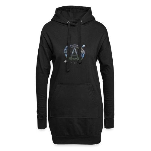 AlphaOfficial Logo T-Shirt - Hoodie Dress