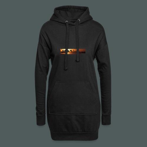 Camiseta KizzBass (Diseño Verano) - Sudadera vestido con capucha