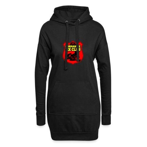 Casquette Normandie MX Club - Sweat-shirt à capuche long Femme