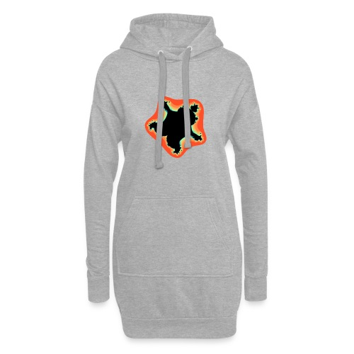 Burn Burn Quintic - Hoodie Dress