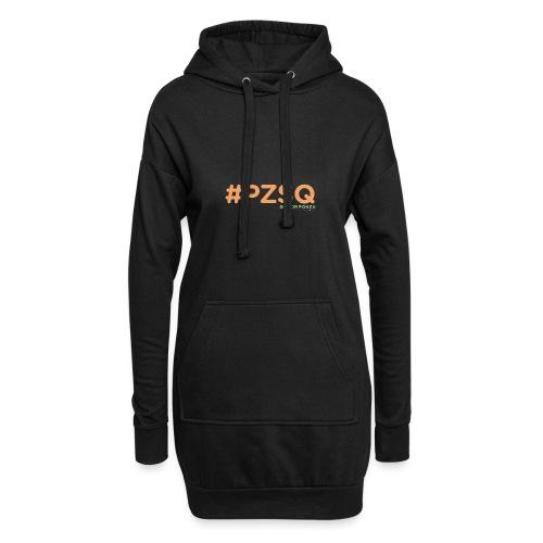 PZSQ - Vestitino con cappuccio