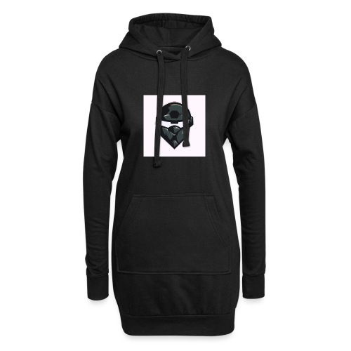 Mainlogo - Hoodie-kjole