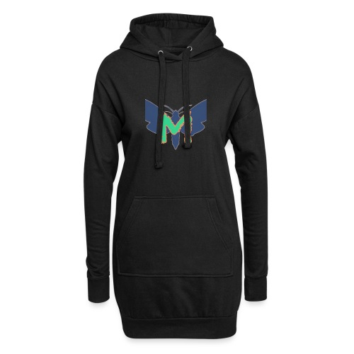 Mothy Ultimatum Logo - Hoodie Dress