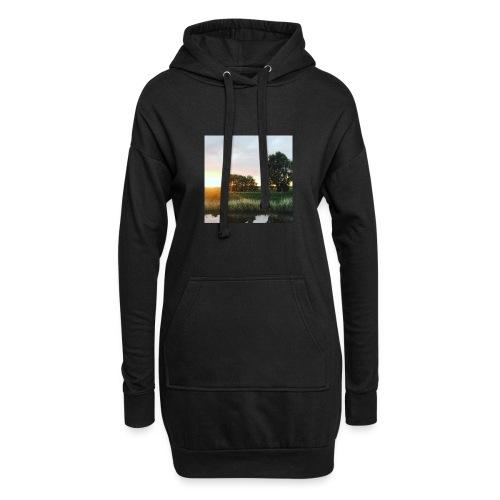 sunset - Hoodie Dress