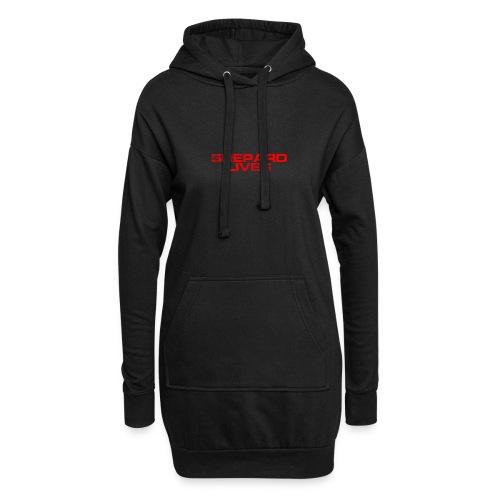 Shepard lives - Hoodie Dress