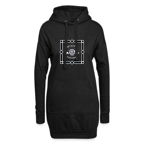 Quality Control by MizAl - Sweat-shirt à capuche long Femme