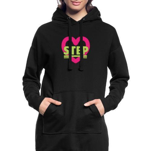 lovestep - Hoodie Dress